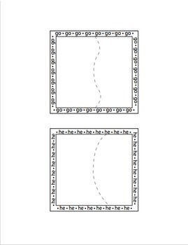 Sight Word Puzzles Vol. 1 - Heidi Songs