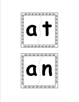 Sight Word Puzzles Vol. 2