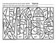 Sing & Spell Vols. 1-6 Hidden Sight Word Worksheets Bundle