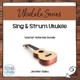 Sing & Strum Ukulele: For the Elementary Music Classroom