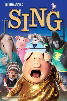 Sing -The Movie Questions and Key for Elementary/Early Middle Music Education
