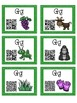 Alphabet Activities - QR Code Task Cards - Letter Sounds - G