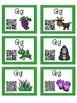 Alphabet Activities Letter Sound QR Code Task Cards the Letter G