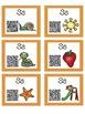 Alphabet Activities - QR Code Task Cards - Letter Sounds - S