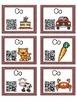 Alphabet Activities - QR Code Task Cards - Letter Sounds - C