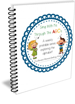 Sing With Me Through the ABC's Bundle