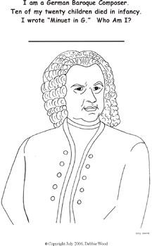 Meet BACH - Baroque Music Composer