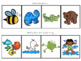 Sing a Song - 2 Choice Cards, Manipulatives & Lyrics for T