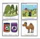 Sing a Song: Language Choice Cards & Manipulatives