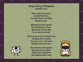 Nursery Rhyme Rhyming Activity, Music and Movement, Preschool Music, Circle Time