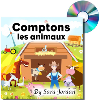 Sing and Count to Ten in French! - MP3 Song with Lyrics