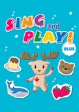 Sing and Play Blue Craft & Activity Book