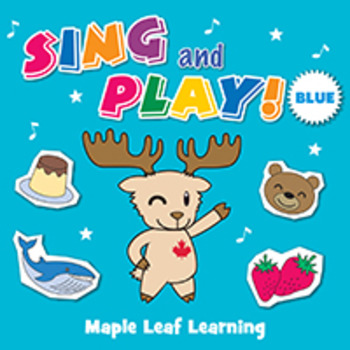 Sing and Play Blue - Songs for Learning