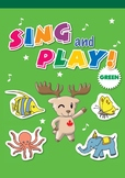 Sing and Play Green Craft & Activity Book