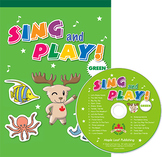 Sing and Play Green Craft Book & Album