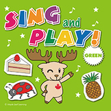 Sing and Play Green - Songs for Learning