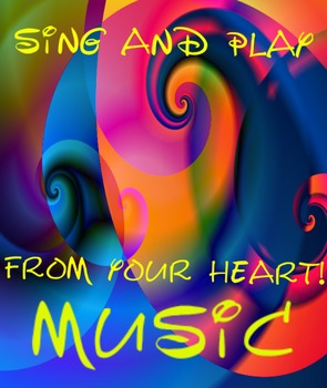 Sing and Play Poster