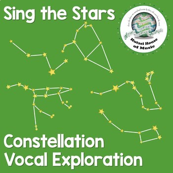 Sing the Stars! Constellations Vocal Explorations