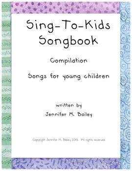 SingToKids Songbook: Compilation