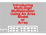 Singapore Math: A SmartBoard Intro to Multiplication Arrays - 3rd & 4th Grade