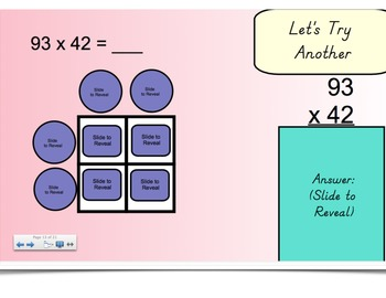 Singapore Math: A SmartBoard Intro to Multiplication Arrays - 3rd & 4th Grade