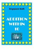 Singapore Math - Addition Within 10
