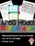Singapore Math Area Model Multiplication