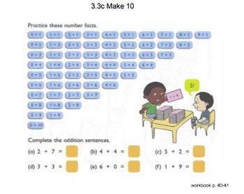 Singapore Math Lessons unit 3