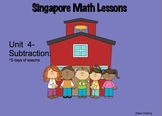 Singapore Math Lessons unit 4 (Smartboard)