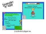 Singapore Math Video Tutorial: Multiplication Model Drawing