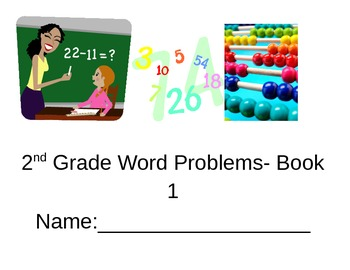 Singapore Model Drawing Word Problem Booklet