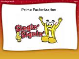 Prime Factorization Lesson by Singin' & Signin'