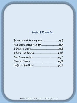 Singin' Strumin' Songbook Popular Songs for the Classroom Uke in C