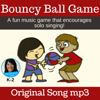 """Singing Game with Ball 