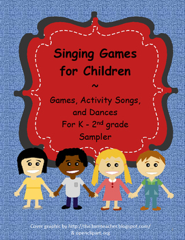 Singing Games for Children, Sampler
