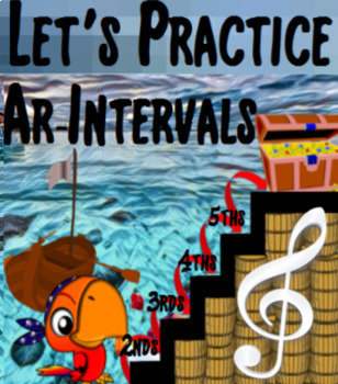 Music Fundamentals - Intervals - Elementary Studies With Pitch The Pirate