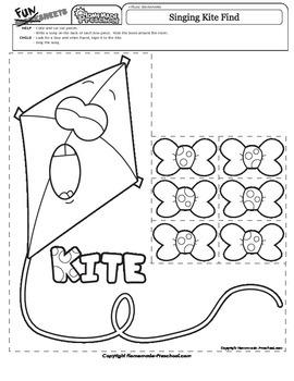 Singing Kite Music Find