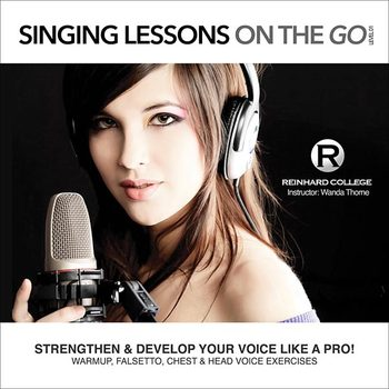 Singing Lessons - Vocal Warm Up Exercises (Sample)