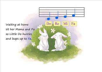 Singing Picture Book for preschool through 1st Grade