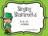 Singing Shamrocks: Activities to Practice Do-Re-Mi in the Kodaly Classroom