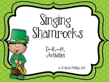 Singing Shamrocks: Activities to Practice Do-Re-Mi in the