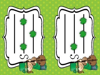 Singing Shamrocks: Activities to Practice So and Mi in the Kodaly Classroom