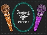 Singing Sight Words Like a Rock Star! Over 200 Sight Words