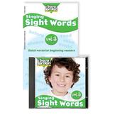 Singing Sight Words, vol. 3, Digital Download