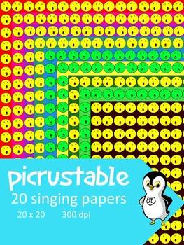 Singing Smiles Background