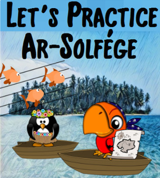 Music Fundamentals - Solfege - Elementary Studies With Pitch The Pirate