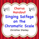 Singing Solfege on the Chromatic Scale ♫