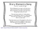 Singing Story Elements