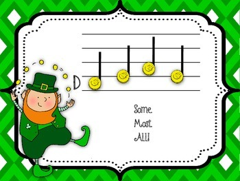 Singing for Gold: D-R-M Solfege and Rhythm Game