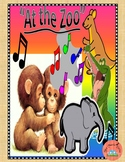 """Singing for Science! Original song """"At the Zoo!"""""""